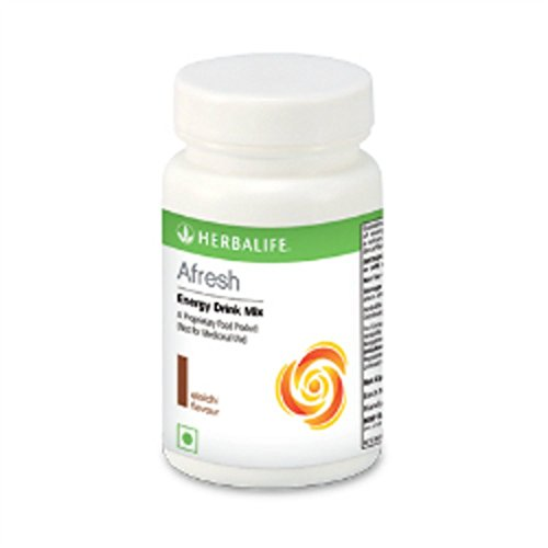 Herbalife Afresh Energy Drink Mix - Elaichi - 50 g