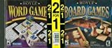 HOYLE WORD GAMES & BOARD GAMES