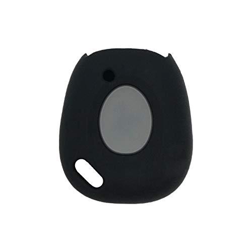 SEGADEN CV4353 - Carcasa de silicona para Renault 1 botón de mando a distancia