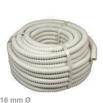 daniplus© Universal Kondensatschlauch Spiralschlauch Ø16mm, Länge 30m für Klimageräte