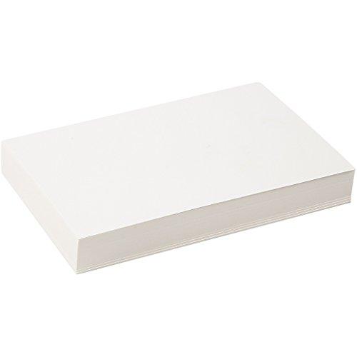 artdee Aquarellpapier, weiß, DIN A3, 200 g/m² - 100 Blatt