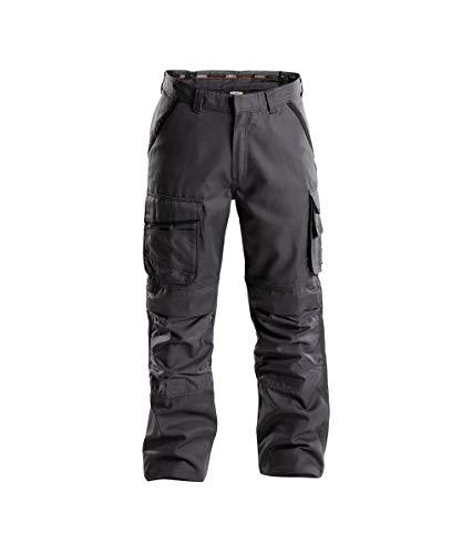 Dassy Connor 200893 Work Trousers Grey/Black - W35Reg