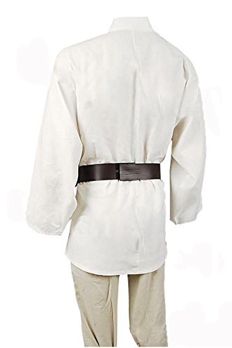 Luke Skywalker Túnica Cosplay - Disfraz para hombre XL