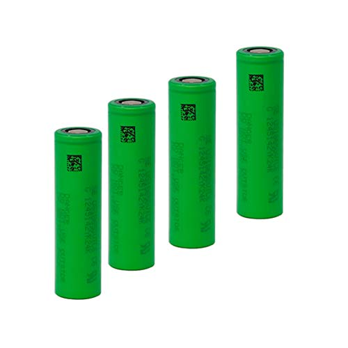 LOT DE 4 ACCUS SONY VTC6 18650-3000MAH