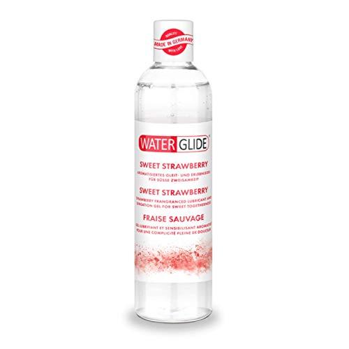 Gleitgel Waterglide Sweet Strawberry - 300 ml - Drogerie > Gleitgele