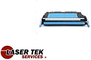 Laser Tek Services® Cyan Compatible Toner Cartridge for the Canon 111 CRG-111C 1659B001AA (CRG111) MF9150C MF9170C