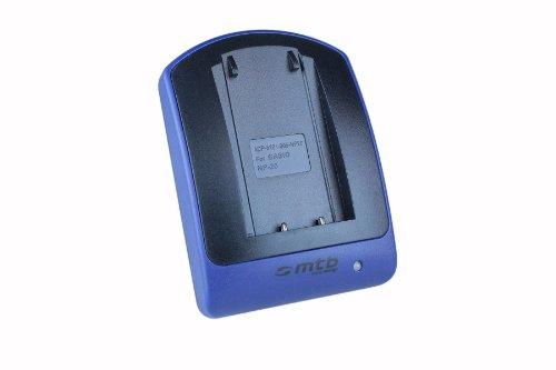 Cargador (Micro-USB, sin Cables/adaptadores) para NP-20 / Casio EX-M1 M2 S1 S2 S3 S23 S100 S600 / BenQ T800 X835. Ver Lista