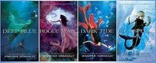 Waterfire Saga - 4 Book Set - Deep Blue - Rogue Wave - Dark Tide - Sea Spell