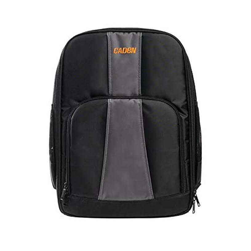 certainPL Professional Carrying Shoulder Case Backpack Bag for DJI Phantom 3 (Black)