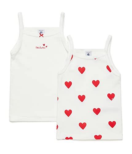 Petit Bateau A00FQ00 Shirt, Multicolor, 8 Ans Girls