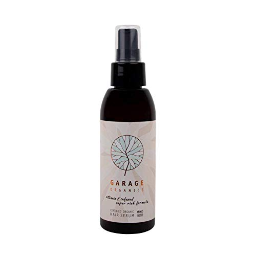 Garage Organics Hair Serum 125 ml - Vitamin E Infused Super Rich Formula
