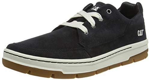 Cat Footwear Herren Grayledge Sneaker, schwarz (Black Black), 40 EU