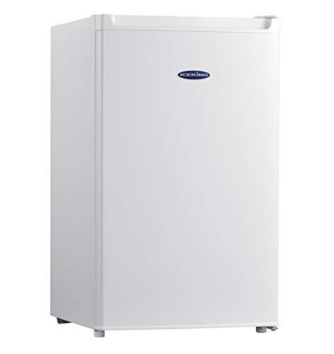 IceKing RZ83WE Freestanding Under Counter Freezer - White