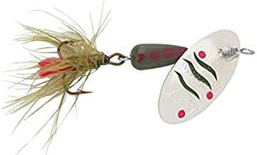 Panther Martin PMWB_4_D Nature Series Wild Brook Dressed Fishing Spinner, Multi