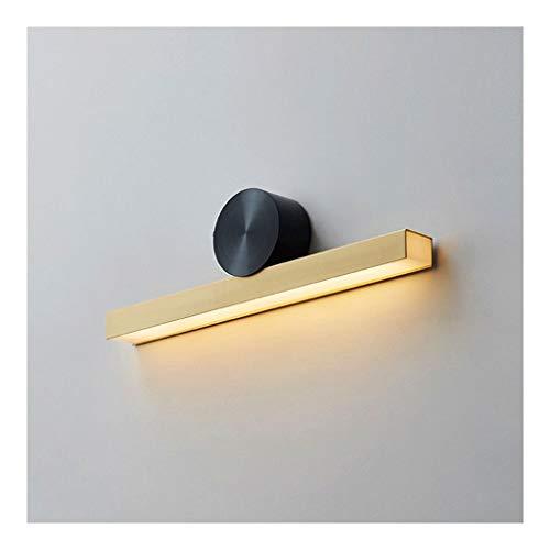 WYZ. Led-spiegel-schijnwerper, Nordic creatieve slaapkamer nachtwandlamp Aisle gang decoratieve spiegel schijnwerper [energieklasse A +]