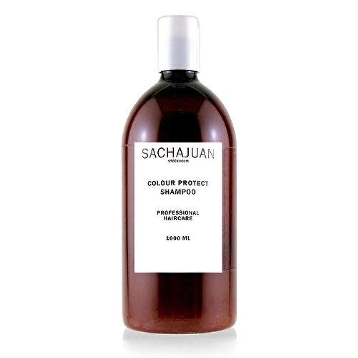 ピニオン権限居住者サシャフアン Colour Protect Shampoo 1000ml/33.8oz並行輸入品