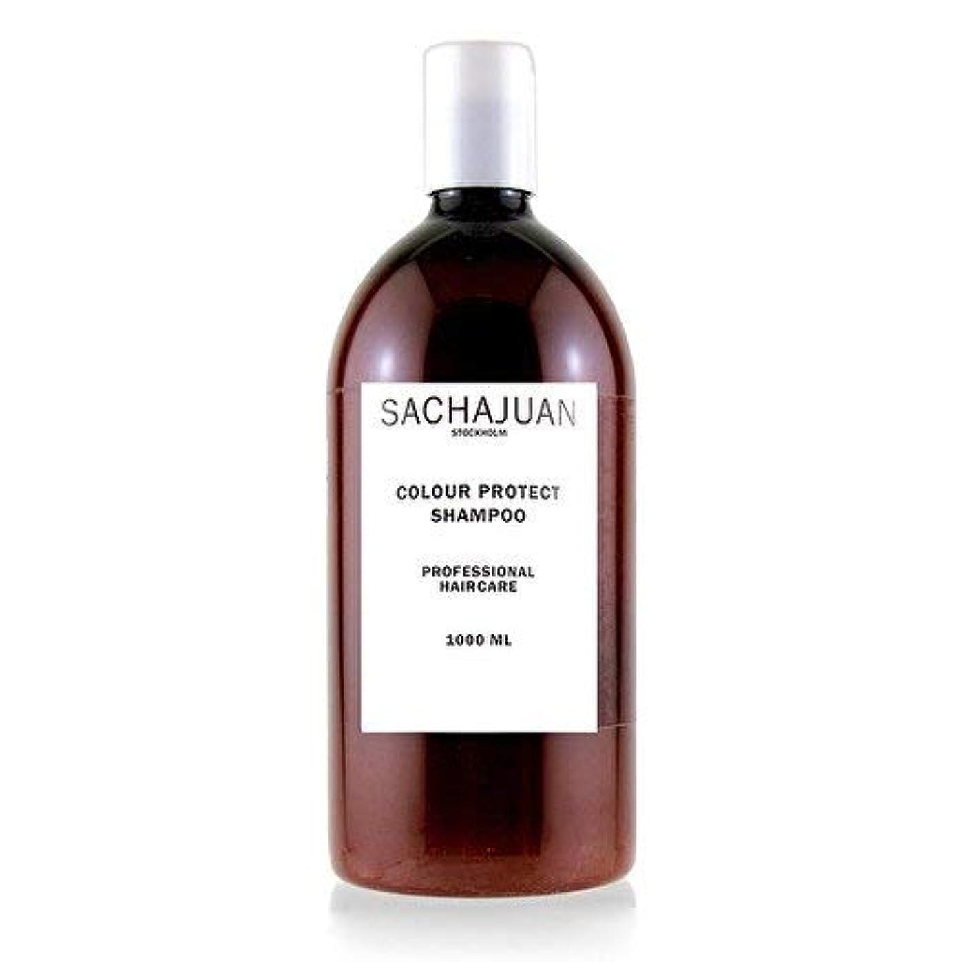 ペフ平手打ち妥協サシャフアン Colour Protect Shampoo 1000ml/33.8oz並行輸入品