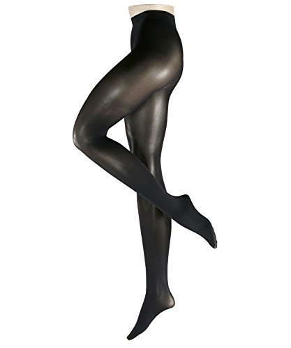 ESPRIT Damen Strumpfhosen 50 denier - Semi-Blickdicht, Matt, 1 Stück, Schwarz (Black 3000), Größe: L