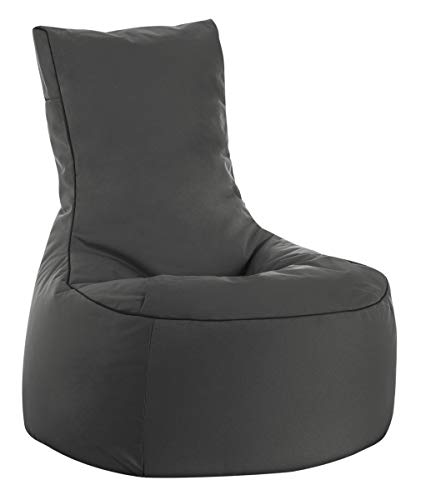 SITTING POINT only by MAGMA Sitzsack Little Scuba Swing anthrazit