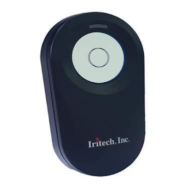 Iritech IriShield Microfiber USB Single IRIS Scanner with RD Service (Black)