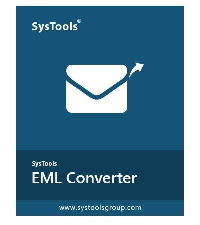 SysTools Mac EML Convertitore (Consegna e-mail-No CD)