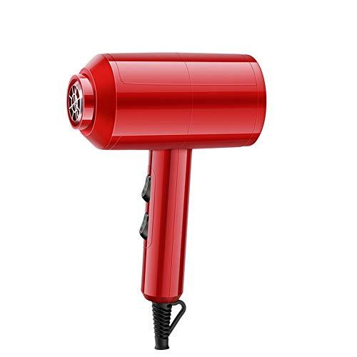 Seche-cheveux Sèche-cheveux professionnel, 2000W Température constante Puissante Sèche-cheveux ionique avec climatisation, puissant, rapide Sèche-cheveux Styling Sèche-cheveux, 5 vitesses
