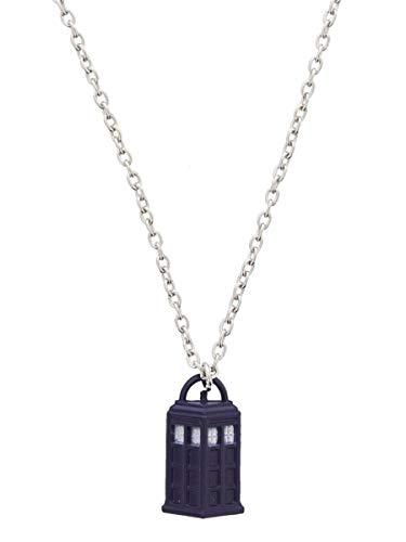 ドクター・フー ターディス ネックレス Doctor Who TARDIS Necklace 【並行輸入品】