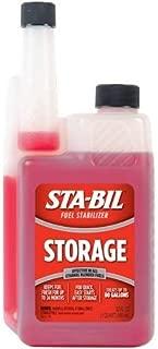 STA-BIL 22214 Fuel Stabilizer - 32 Fl oz. (2-Pack)