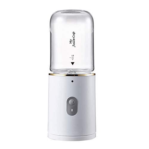 USB Multifunktions Juicer Tragbar Elektrisch Entsafter Mit USB Wiederaufladbare Und 4 Pcs Blades Für Zuhause Im Freien Geschenk Der Frau