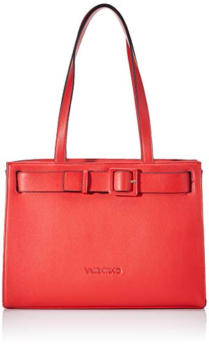 Valentino by Mario - Angelo, Bolso de mano Mujer, Rojo (Rosso), 14x25x30 cm (B x H T)