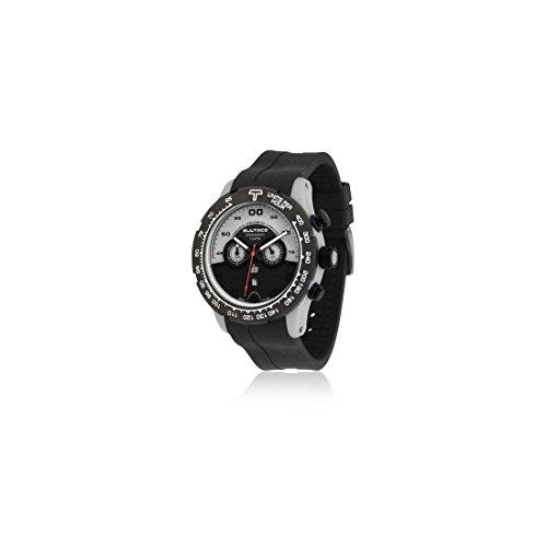 Reloj BULTACO H1PA48C-SA1 Gris Y Negro Hombre