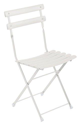 Arc en Ciel Folding Chair Emu Item.314 Color White Cod. 23