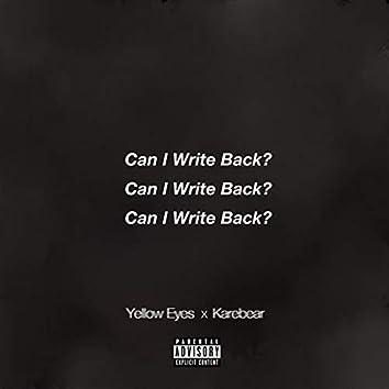 Can I Write Back?