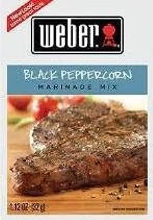 Best weber black peppercorn marinade Reviews