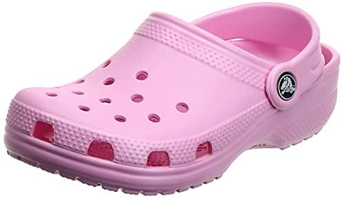 Crocs Littles, Zuecos Niños-Niñas, Rosa (Ballerina Pink), 18 EU