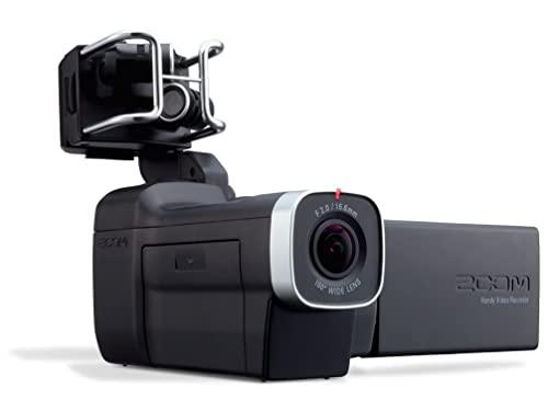 Zoom - Q8/Ifs - Registratore Digitale Audio e Video 3M Hd, Nero