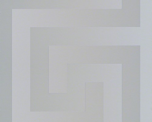 Versace wallpaper Vliestapete Greek Luxustapete geometrisch grafisch 10,05 m x 0,70 m metallic Made in Germany 935235 93523-5