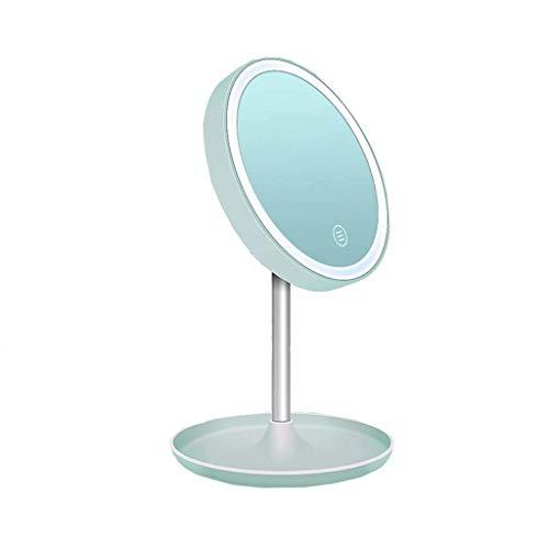Espejo De Maquillaje Espejos De Tocador De Baño Espejo De Tocador Con...