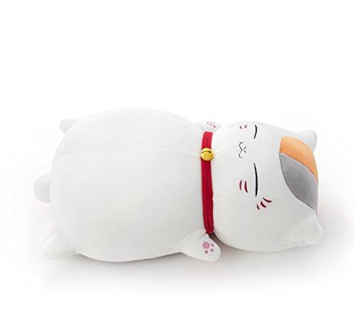 ぎゅ!もーぶ 夏目友人帳 ぬいぐるみ (お昼寝) 幅約34cm