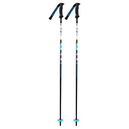 K2 Ski Herren Skistöcke Power Composite — Blue — Länge: 125Cm — 10E3002