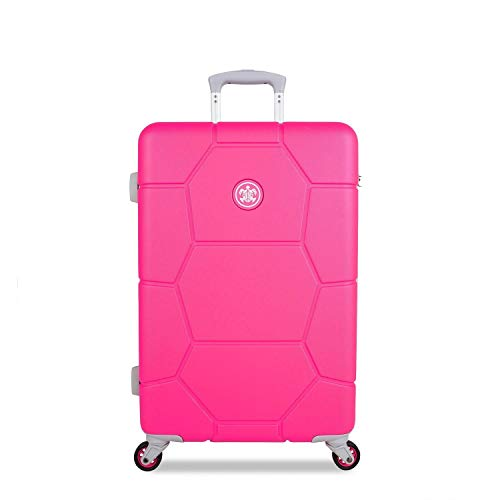 SUITSUIT - Caretta - Reiskoffer - 65 cm - Hot Pink