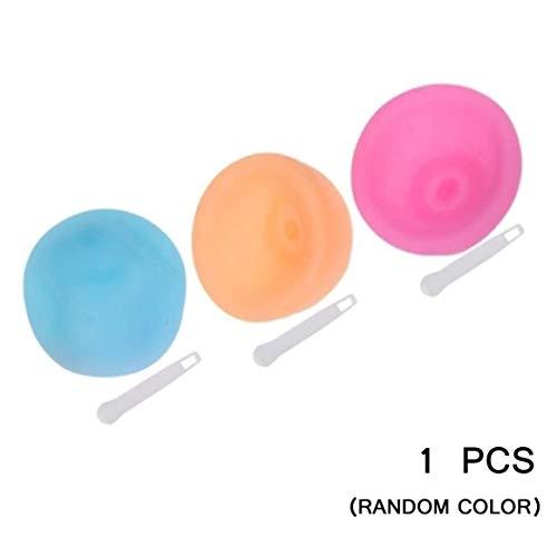 Delicacydex 50cm Blasen-Ballon-aufblasbarer Spielzeug-Ball - gelegentlich L