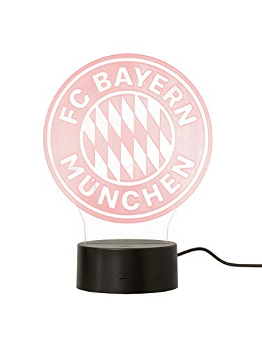 FC Bayern München LED-Logo 18,5 x 14,5 cm
