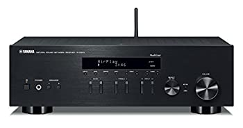 YAMAHA R-N303BL Stereo Receiver with Wi-Fi Bluetooth & Phono