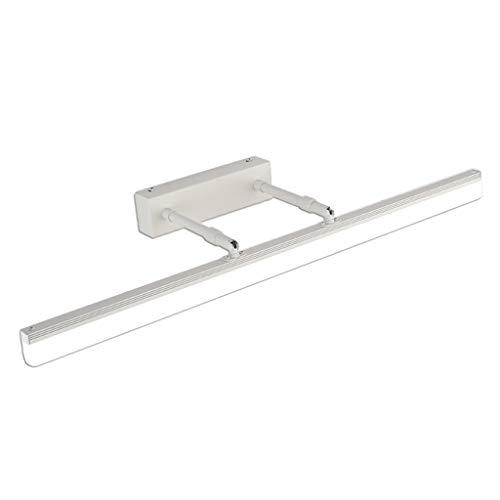 JIY Nordic Espejo Espejo faros LED luz del gabinete Espejo de baño Mueble de baño Dedicado maquillaje de pared del gabinete de la lámpara de la lámpara Tocador luz del espejo