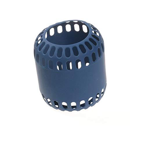 LanLan beschermhoes voor luidsprekers, siliconen, voor Apple Homepod, blauw