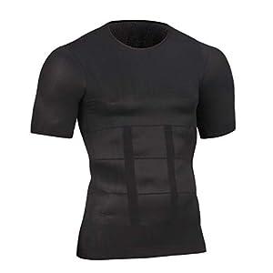 【超加圧版】メンズ コンプレッションウェア 加圧シャツ メンズ 加圧インナー ノースリーブ 長袖 半袖 補正下着 スポーツ トレーニング ランニング お腹引き締め 脂肪燃焼