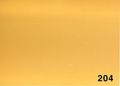 Farbfilter Warmlicht mit stärkerem Effekt von kalt zu warm Zentimeterzuschnitt CTO 204