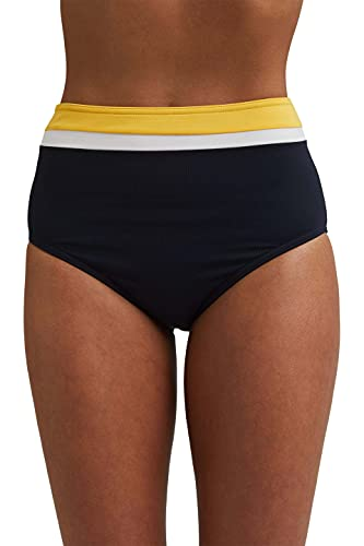 ESPRIT Bodywear Damen 041EF1A347 Bikini-Unterteile, 401/NAVY 2, 42