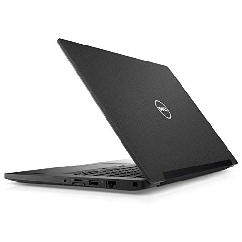 Dell Latitude 14 7490, Carbon Fibre, Intel Core i7-8650U, 8GB RAM, 256GB SSD, 14' 1920x1080 FHD, Dell 3 YR WTY + EuroPC Warranty Assist, (Renewed)